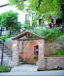 DIPNOSOFISTIS CAFE - WINE BAR - RESTAURANT  RESTAURANTS IN  TSAGARADA- PELION