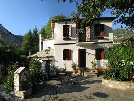 ARCHONTICO STAFILOPATI  HOTELS IN  MAKRYNITSA- PELION