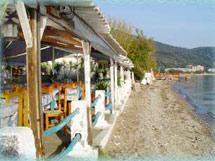 GLAROS (Fish Restaurant)  RESTAURANTS IN  PELION