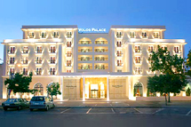 VOLOS PALACE HOTEL  HOTELS IN  Xenofontos & Thrakon str.<br> VOLOS TOWN